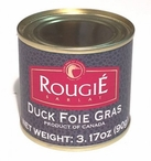 Rougie Block of Duck Foie Gras, 90 g