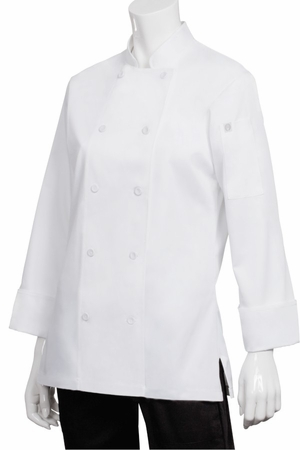 MARBELLA Women's Executive Chef Jacket