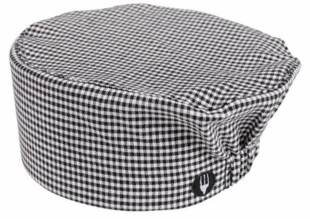 Small Check Beanie