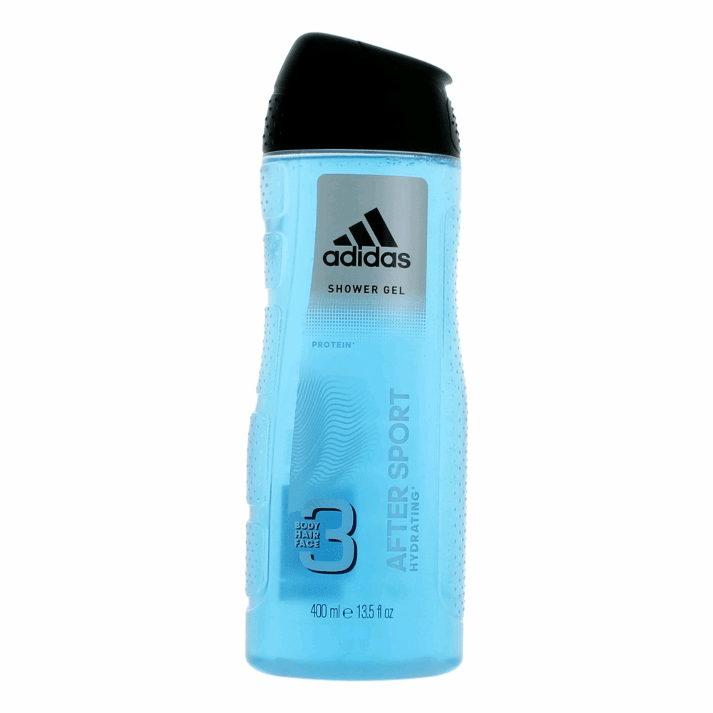 Adidas After Sport by Adidas, 13.5 oz 3 in 1 Shower Gel for Men