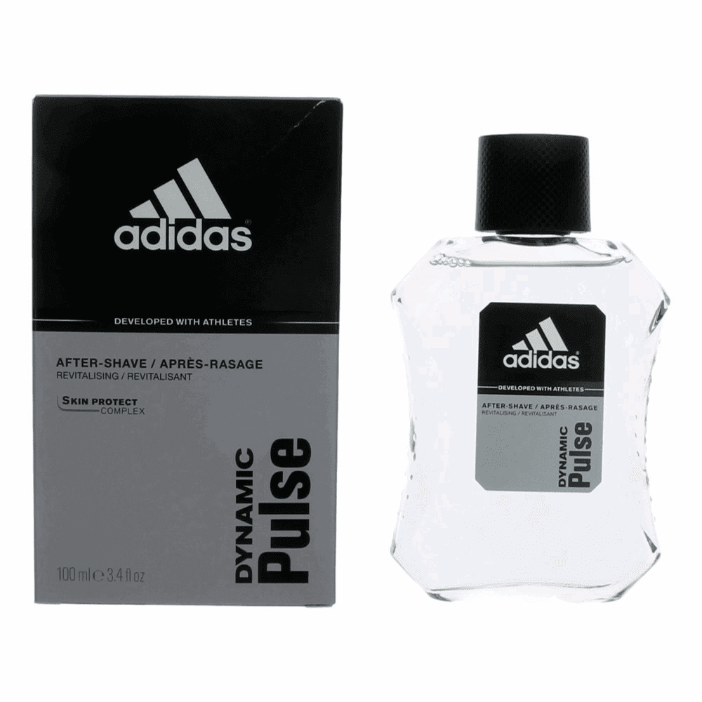 Adidas Dynamic Pulse by Adidas, 3.4 oz After Shave for Men