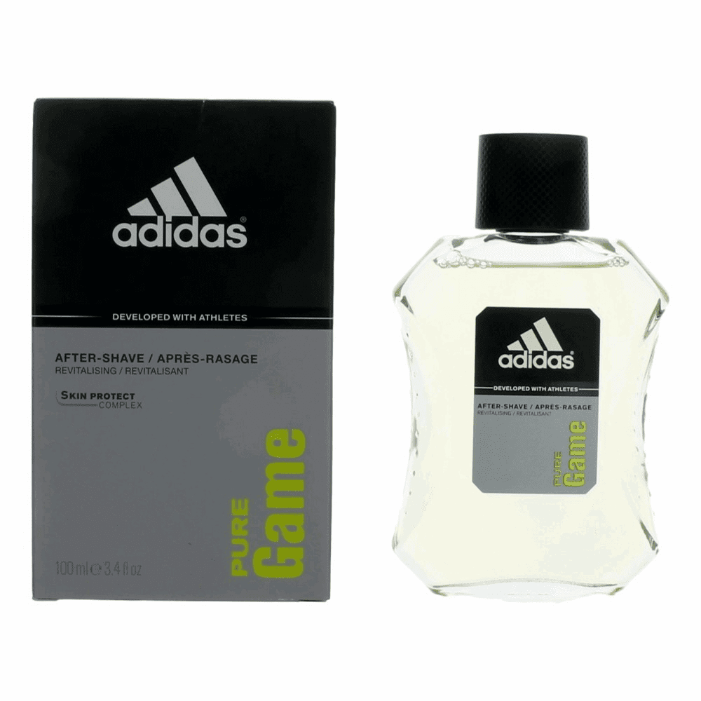 Adidas Pure Game by Adidas, 3.4 oz After Shave for Men