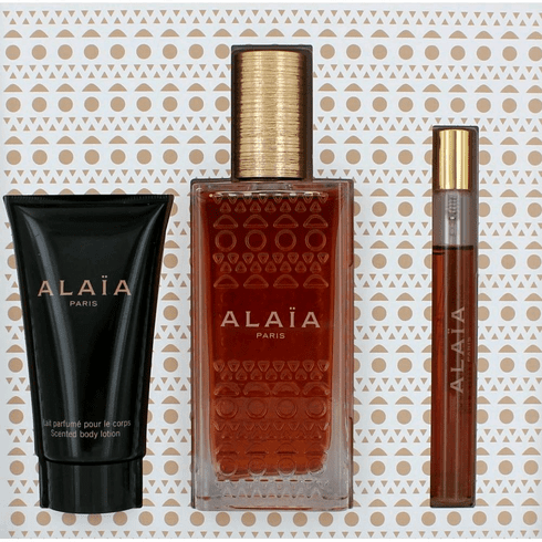 Alaia Blanche by Alaia, 3 Piece Gift Set for Women