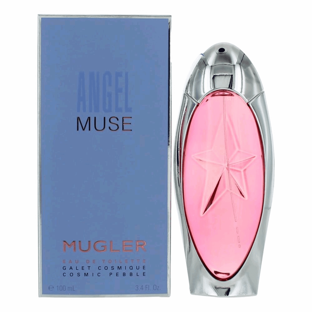 Angel Muse by Thierry Mugler, 3.4 oz Eau De Toilette Spray for Women