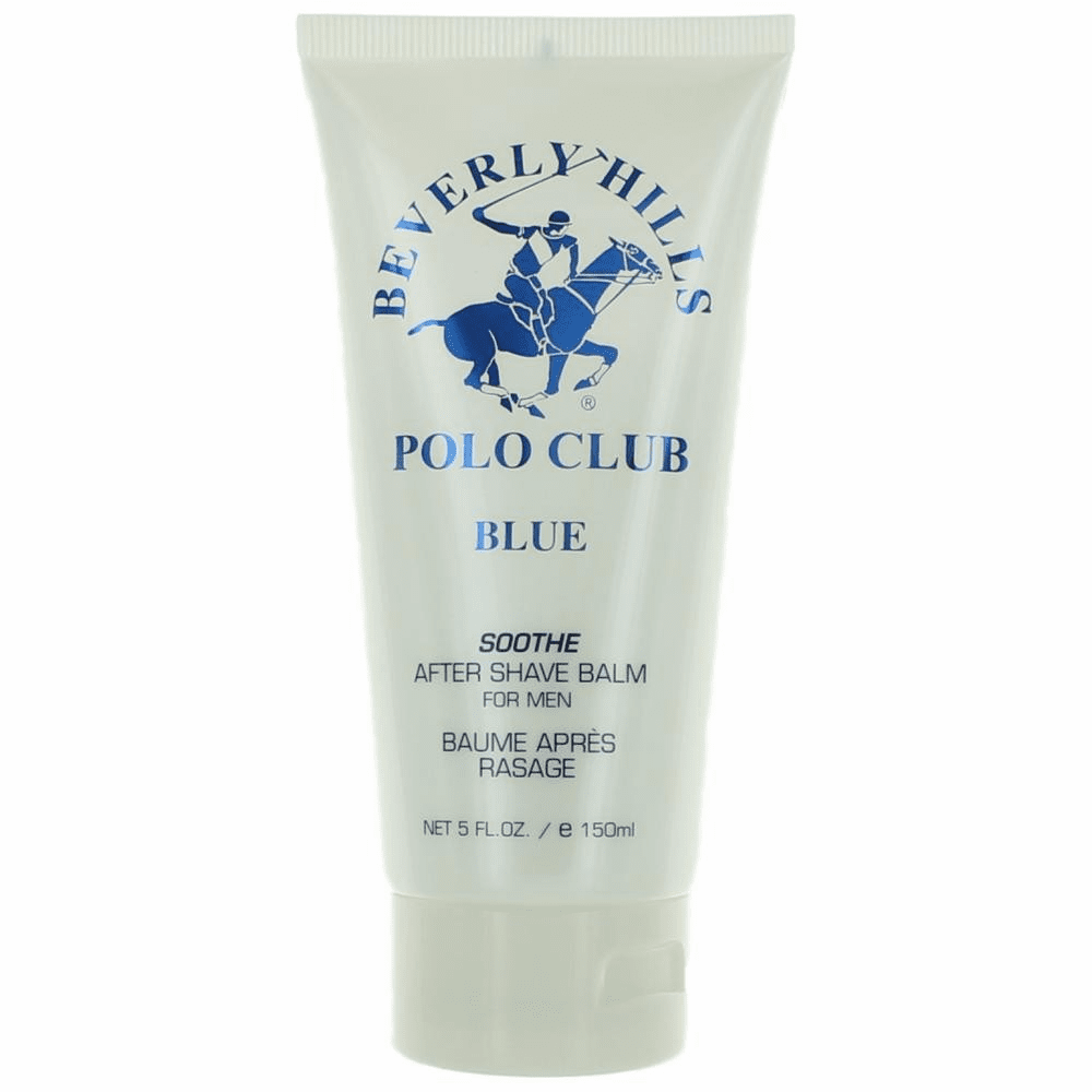 BHPC Blue by Beverly Hills Polo Club,, 5 oz After Shave Balm for Men