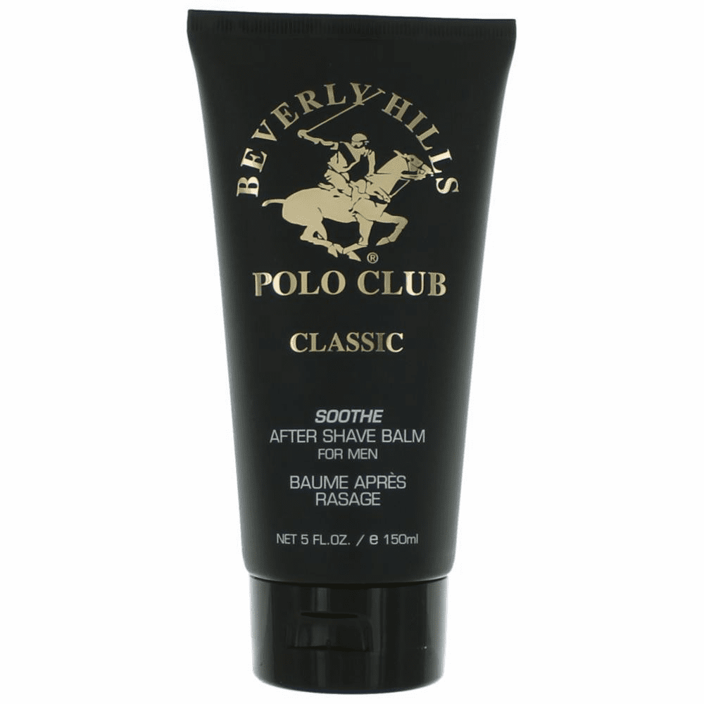 BHPC Classic by Beverly Hills Polo Club, 5 oz After Shave Balm for Men