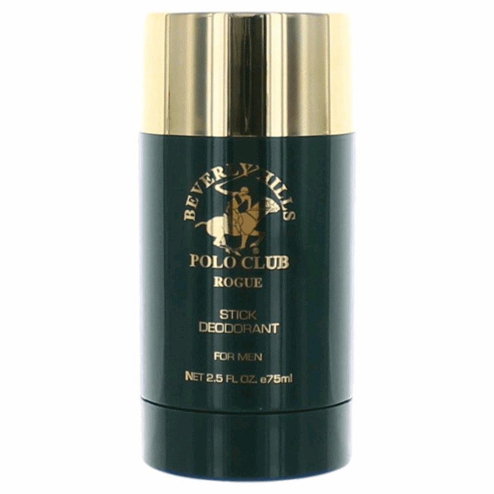 BHPC Rogue by Beverly Hills Polo Club, 2.5 oz Deodorant Stick for Men