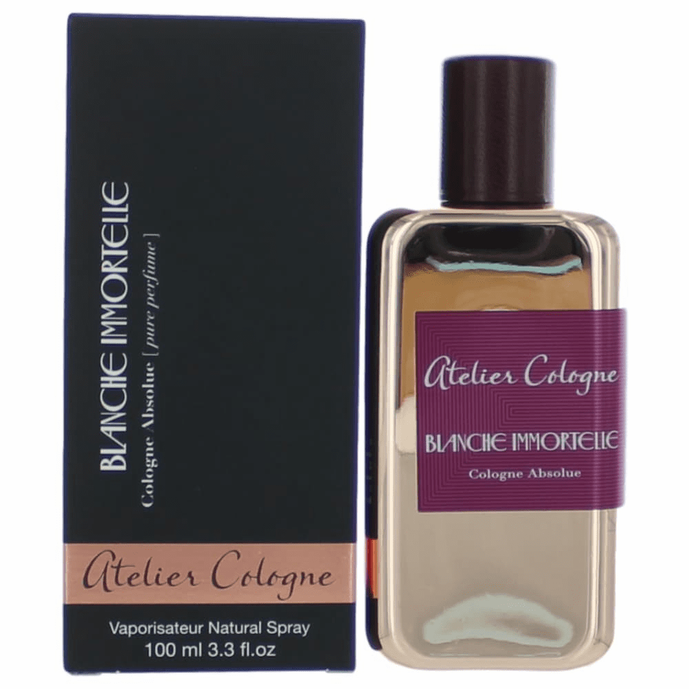 Blanche Immortelle by Atelier Cologne, 3.3 oz Cologne Absolue Spray for Women