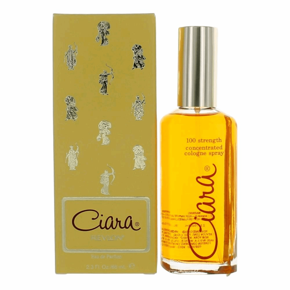 Ciara by Revlon, 2.3 oz Concentrated Cologne Spray for Women (100%)
