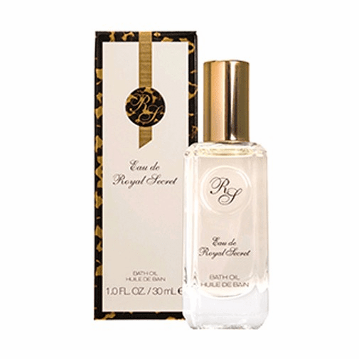 Eau De Royal Secret by Five Star Fragrances, 1 oz Bath Oil for Women