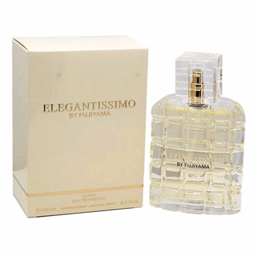 Elegantissimo by Parfum Fujiyama, 3.3 oz Eau De Parfum Spray for Women