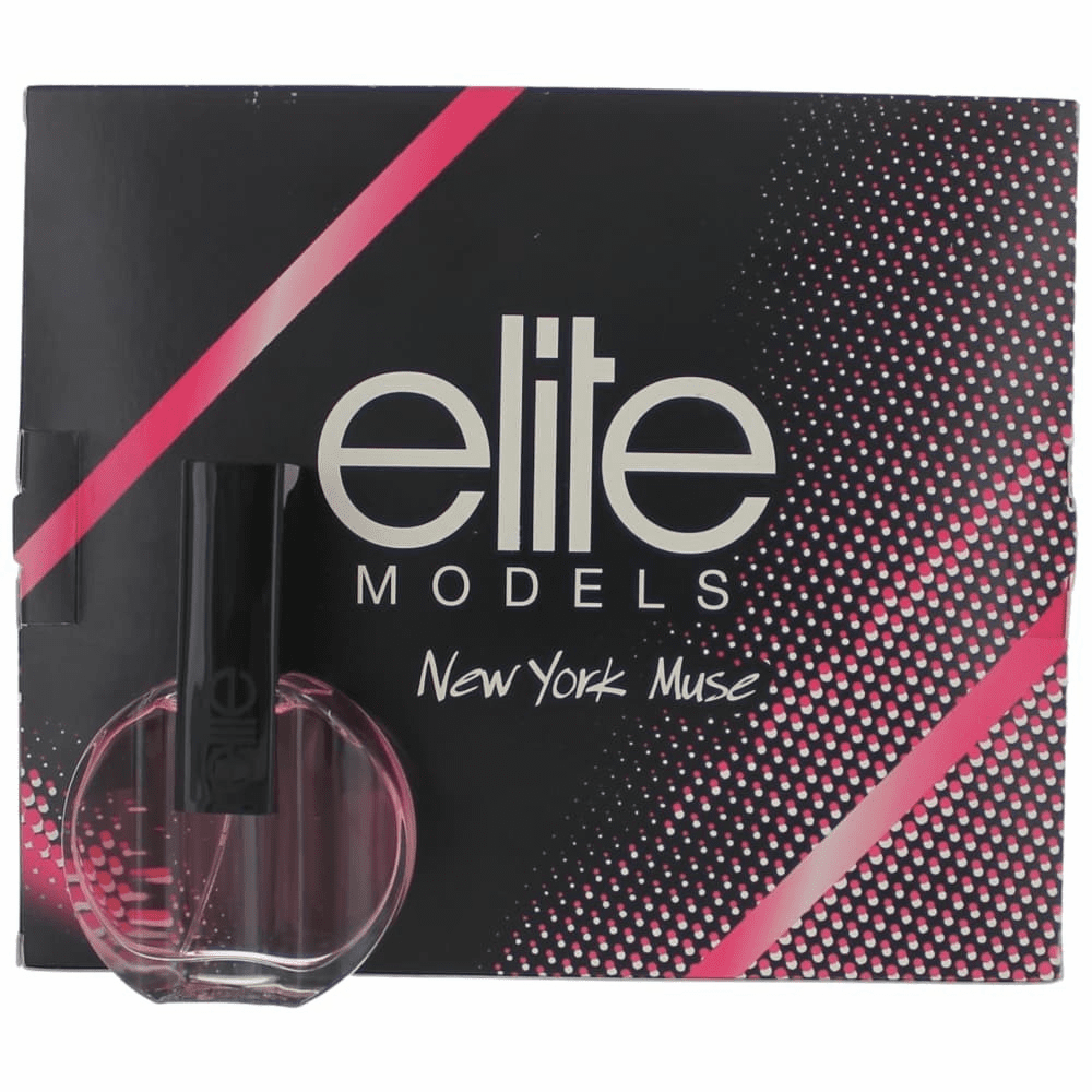 Elite Models New York Muse by Coty, 1.7 oz Eau de Toilette Spray for Women