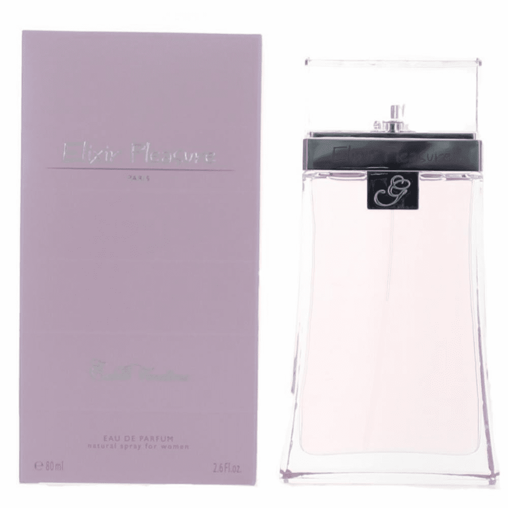 Elixir Pleasure by Estelle Vendome, 2.6 oz Eau De Parfum Spray for Women
