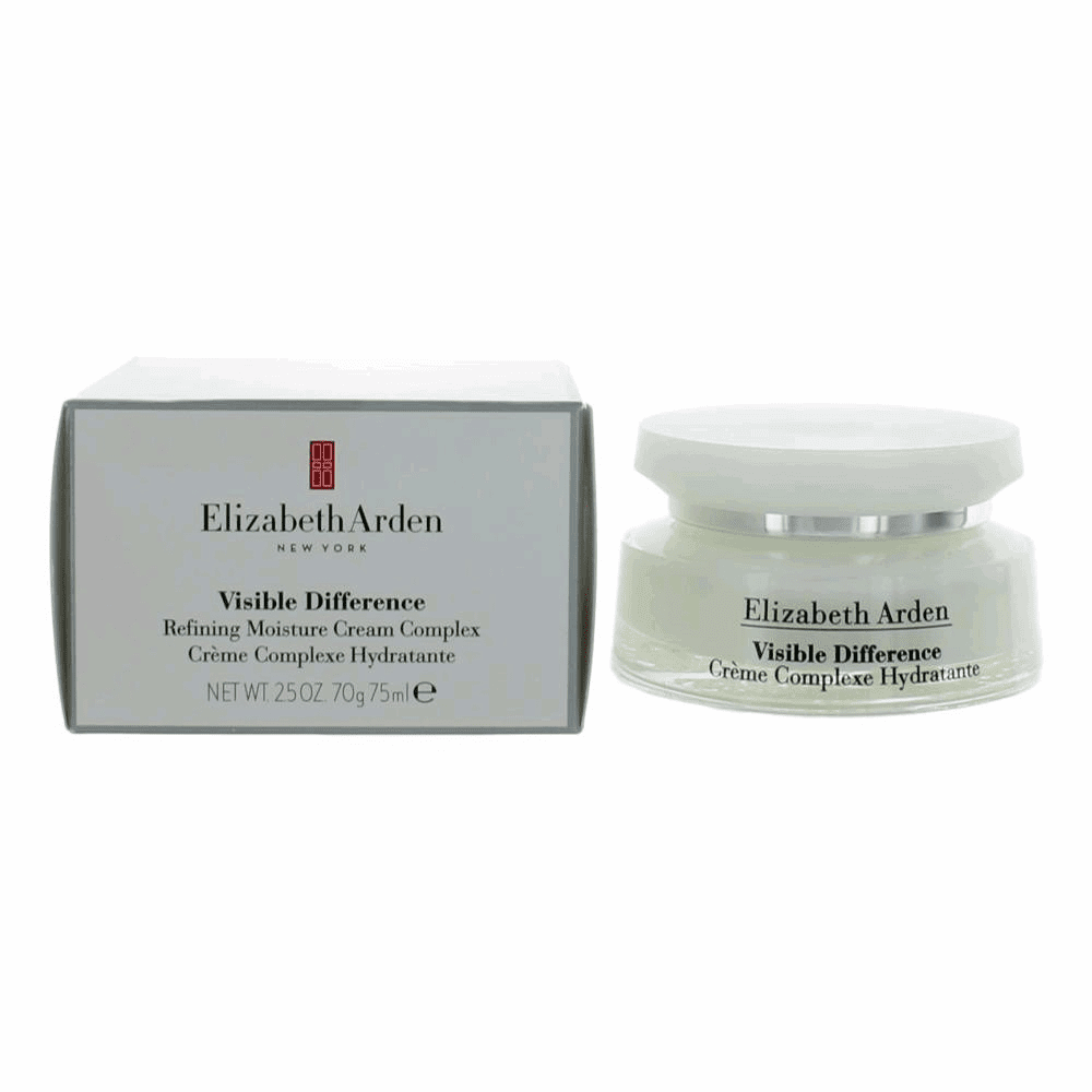 Elizabeth Arden by Elizabeth Arden, 2.5 oz Visible Difference Refining Moisture Cream Complex