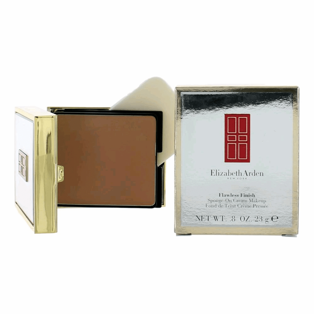 Elizabeth Arden Flawless Finish Sponge-On Cream Makeup by Elizabeth Arden, .8 oz Perfect Beige