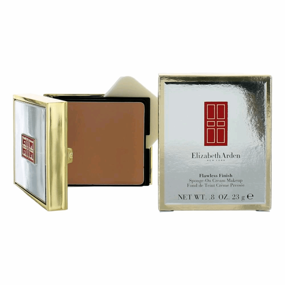 Elizabeth Arden Flawless Finish Sponge-On Cream Makeup by Elizabeth Arden, .8 oz Porcelain Beige 04