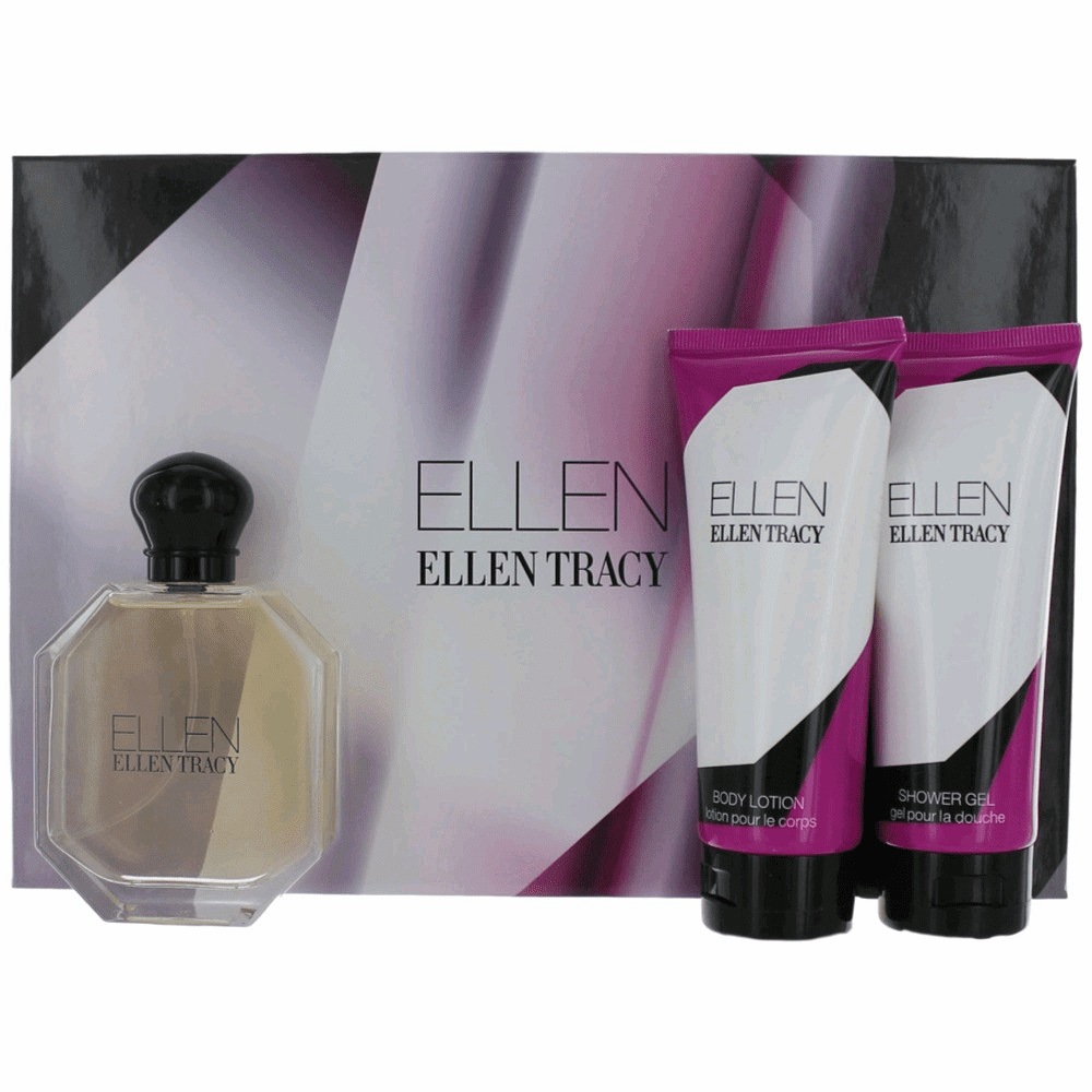 Ellen by Ellen Tracy, 3 Piece Gift Set for Women