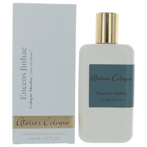 Encens Jinhae by Atelier Cologne, 3.3 oz Cologne Absolue Spray for Unisex