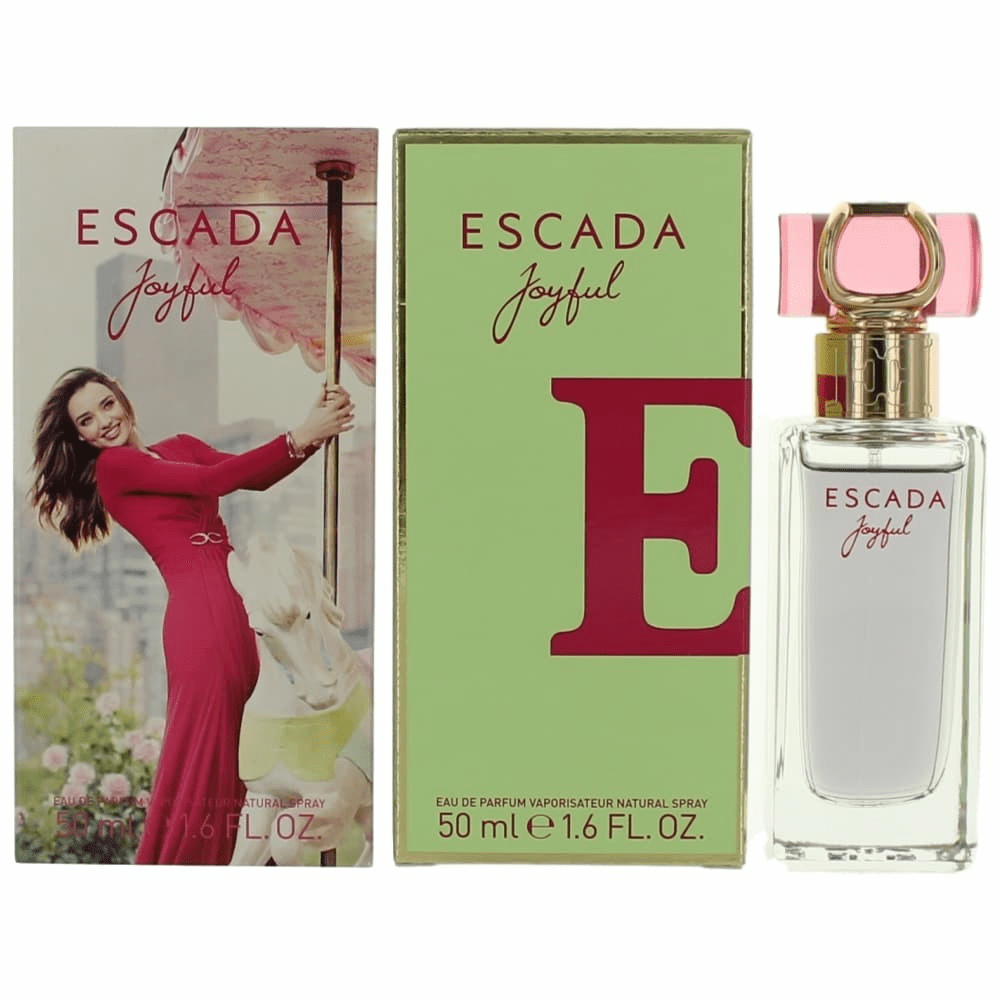 Escada Joyful by Escada, 1.6 oz Eau De Parfum Spray for Women
