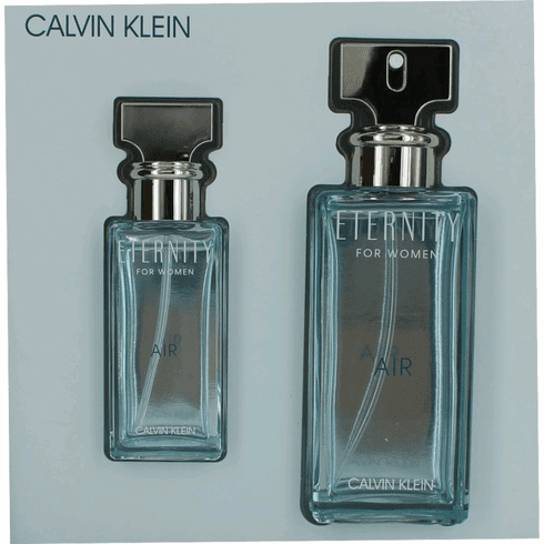 Eternity Air by Calvin Klein, 2 Piece Gift Set for Women
