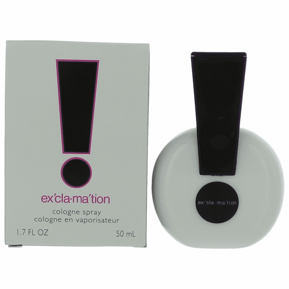 Exclamation by Coty, 1.7 oz Cologne Spray for Women
