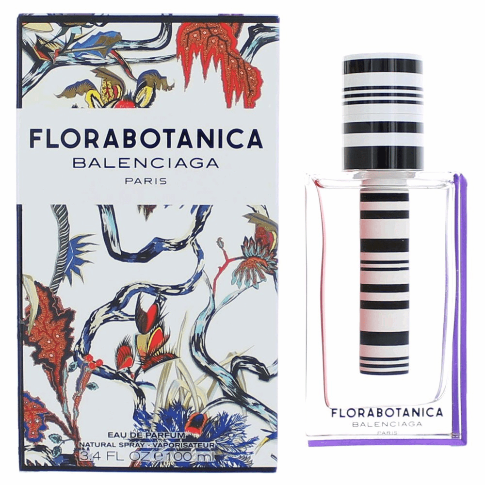 Florabotanica by Balenciaga, 3.4 oz Eau De Parfum Spray for Women