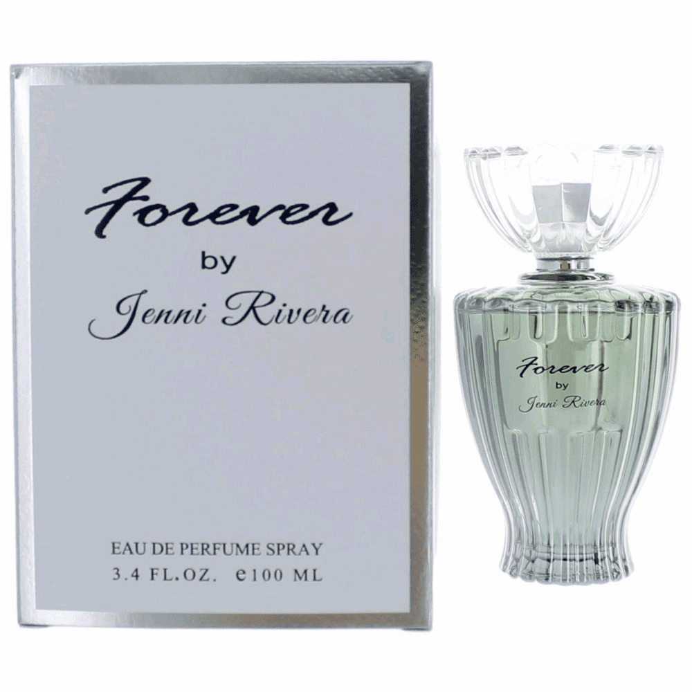 Forever by Jenni Rivera, 3.4 oz Eau De Parfum Spray for Women
