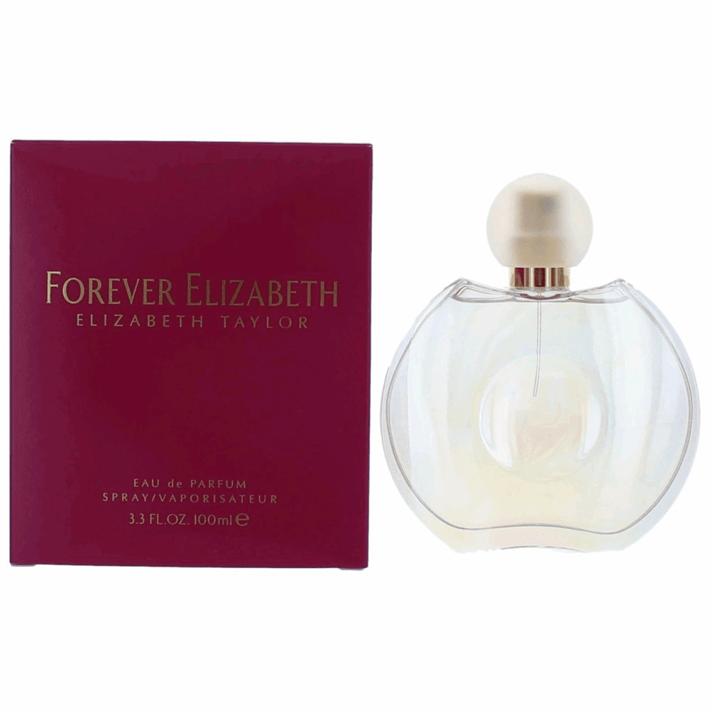 Forever Elizabeth by Elizabeth Taylor, 3.3 oz Eau De Parfum Spray for Women