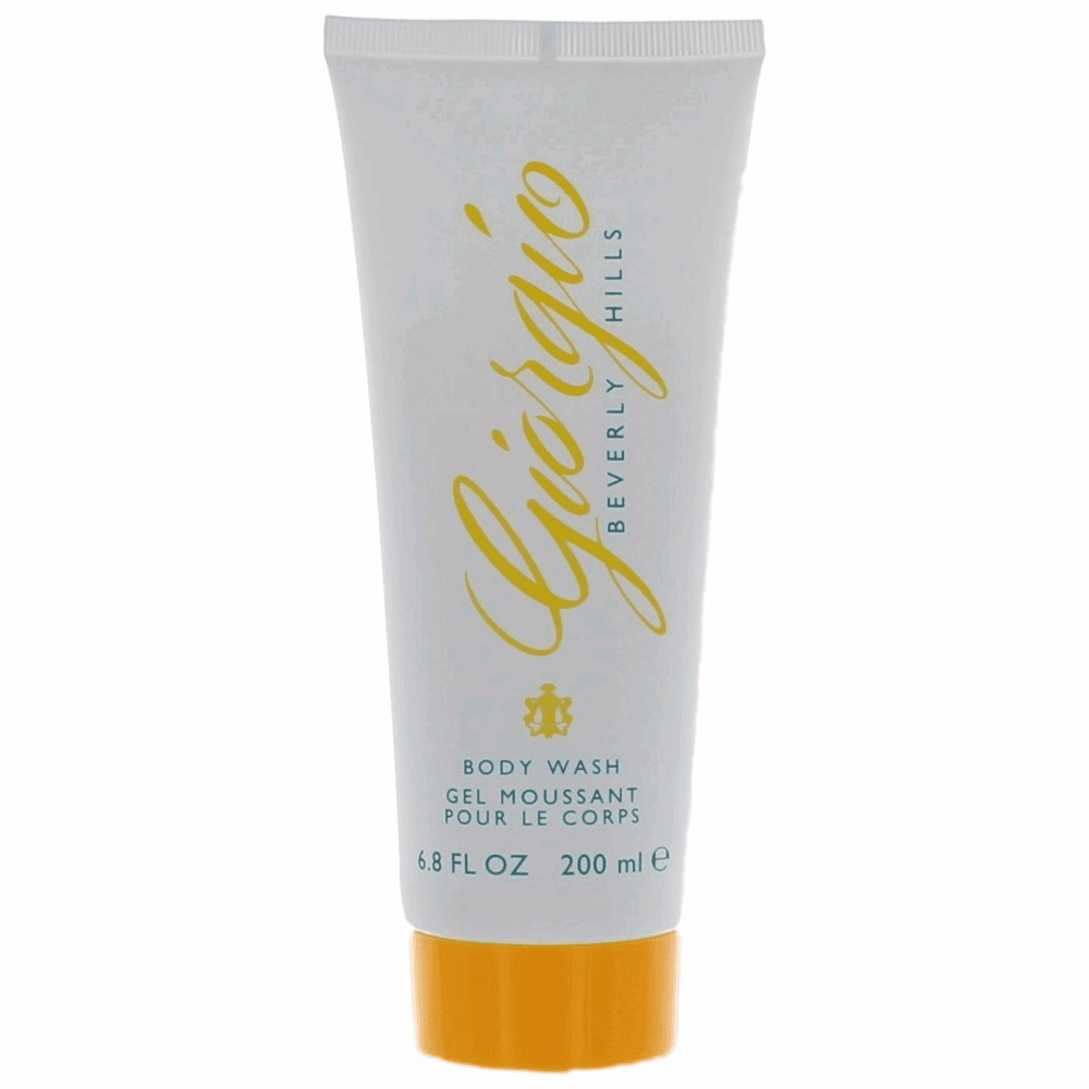 Giorgio by Beverly Hills, 6.8 oz Body Wash for Women
