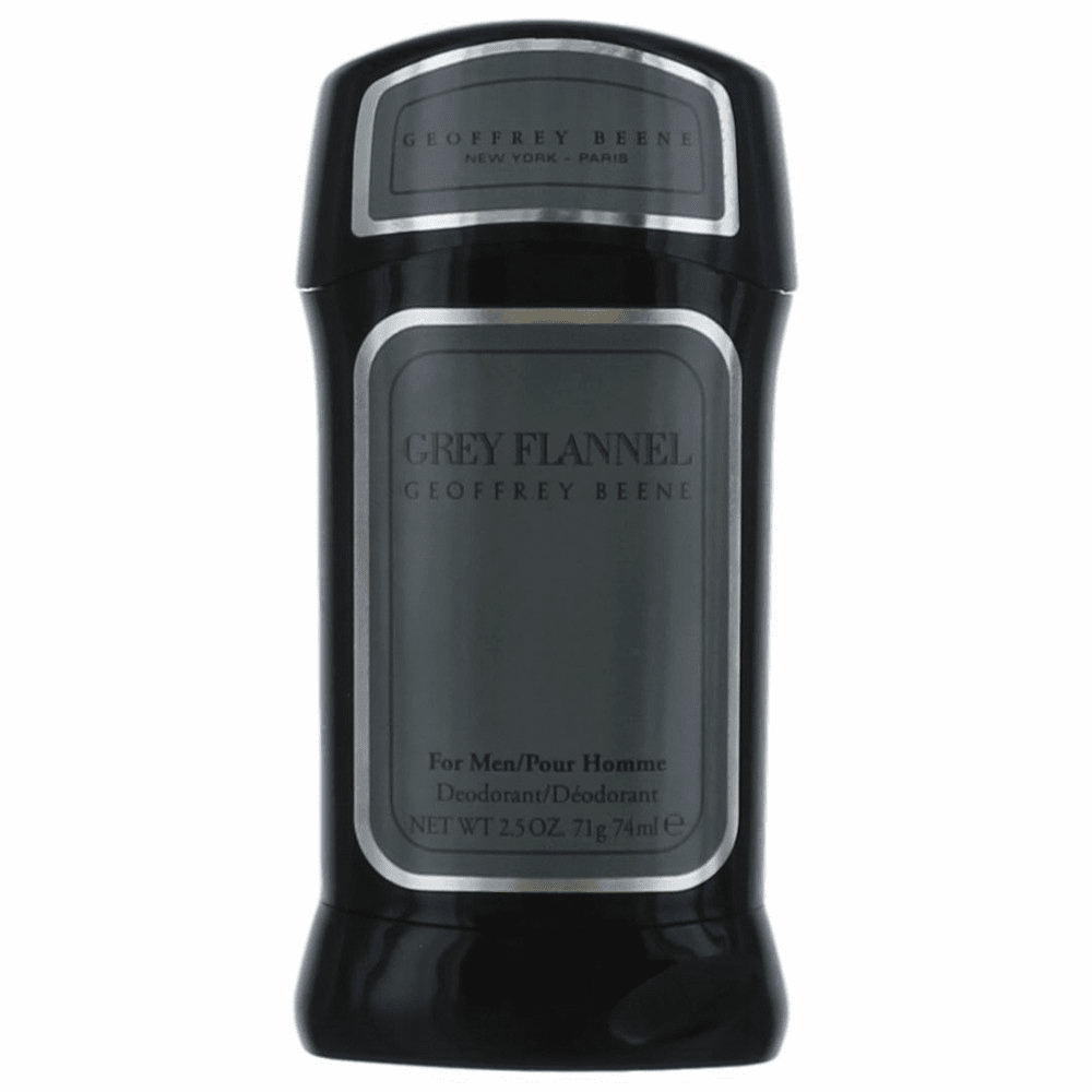 Grey Flannel by Geoffrey Beene, 2.5 oz Deodorant Stick for Men