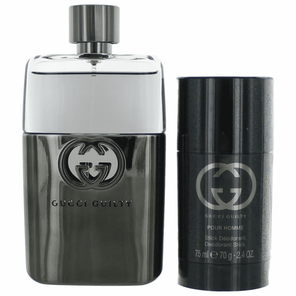 Gucci Guilty by Gucci, 2 Piece Gift Set for Men