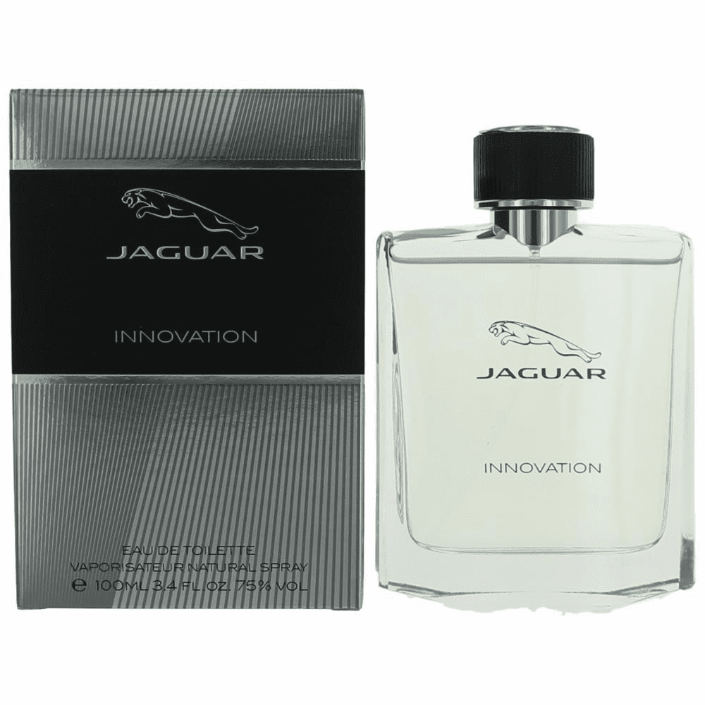 Jaguar Innovation by Jaguar, 3.4 oz Eau De Toilette Spray for Men