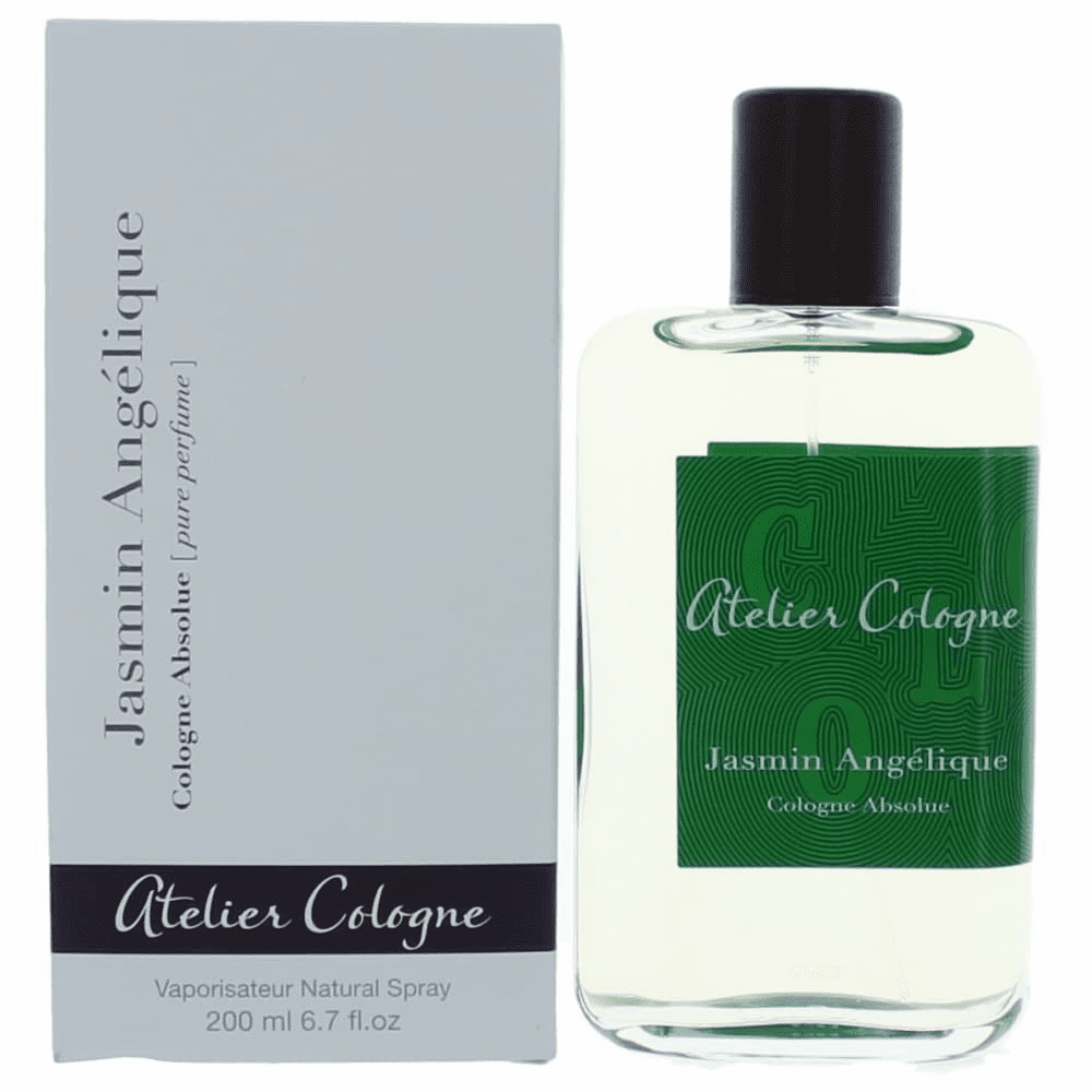 Jasmin Angelique by Atelier Cologne, 6.7 oz Cologne Absolue Spray for Unisex