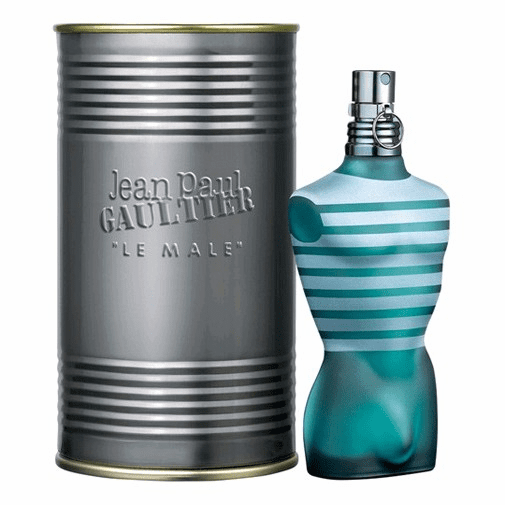 Jean Paul Gaultier Le Male by JPG, 4.2 oz Eau De Toilette Spray for Men