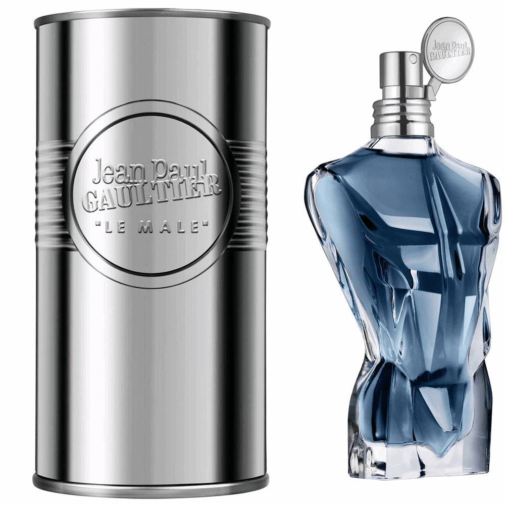 Jean Paul Gaultier Le Male Essence De Parfum by JPG, 4.2 oz Intense Eau De Parfum Spray for Men