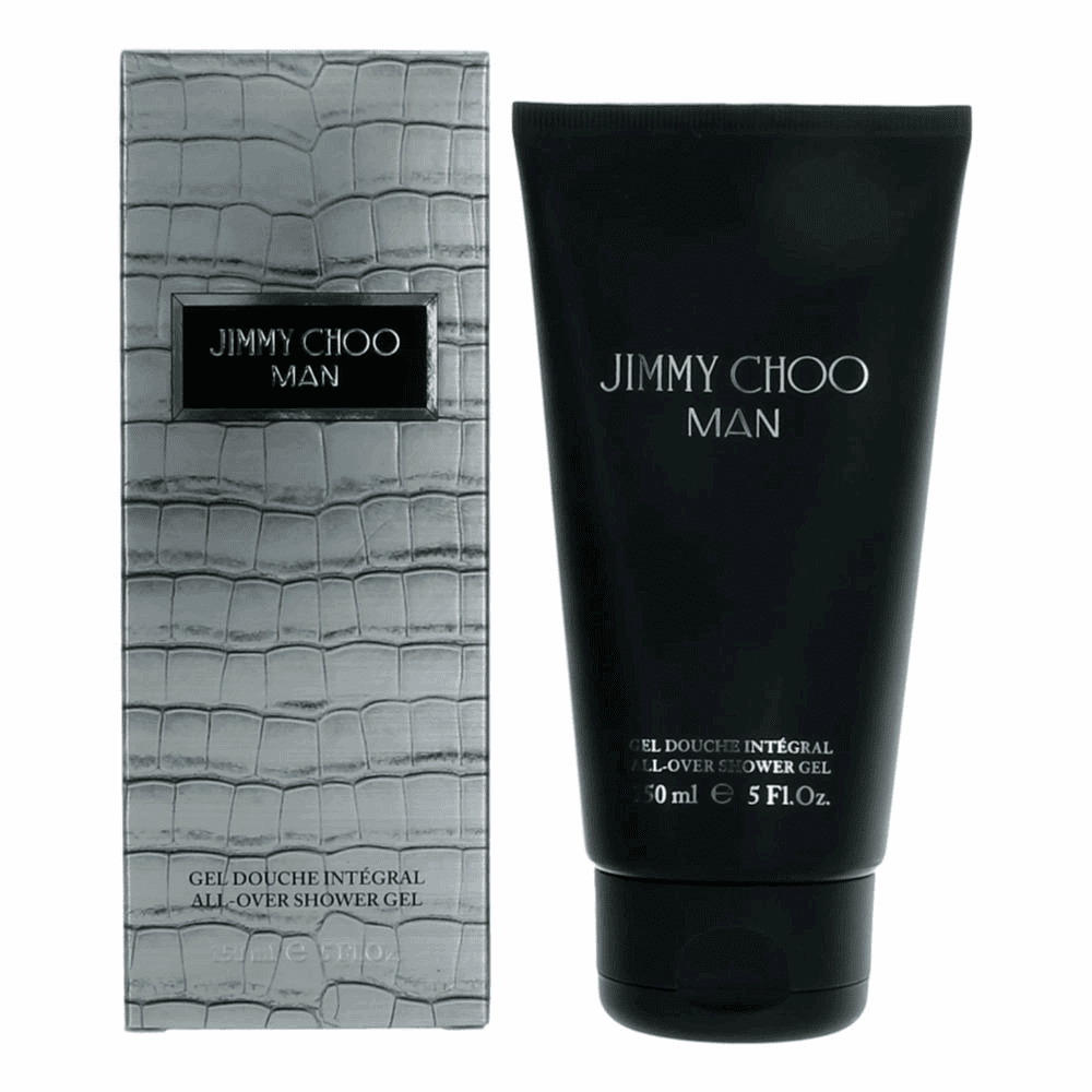 Jimmy Choo Man by Jimmy Choo, 5 oz Shower Gel for Men