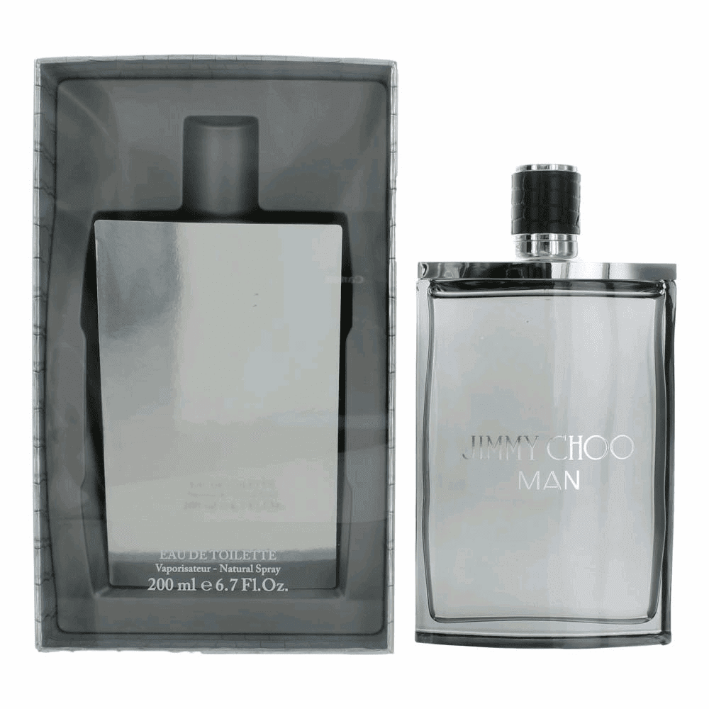 Jimmy Choo Man by Jimmy Choo, 6.7 oz Eau De Toilette Spray for Men