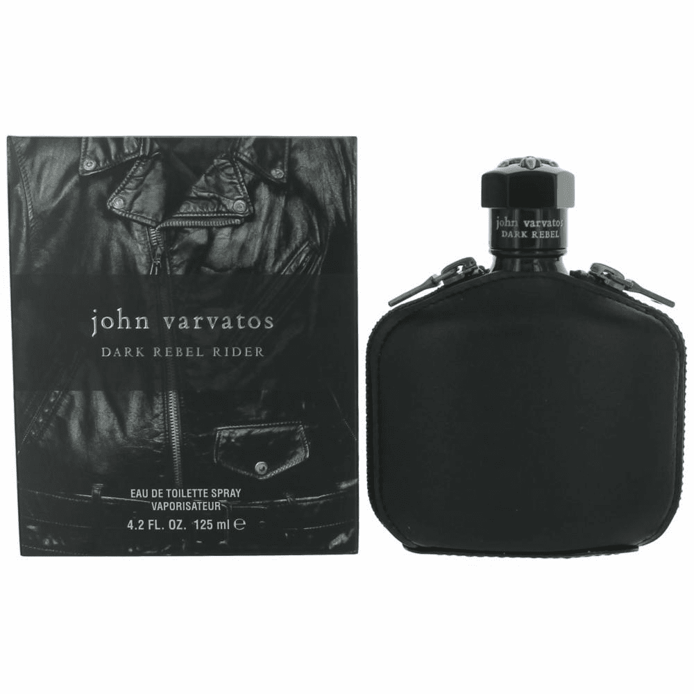 John Varvatos Dark Rebel Rider by John Varvatos, 4.2 oz Eau De Toilette Spray for Men