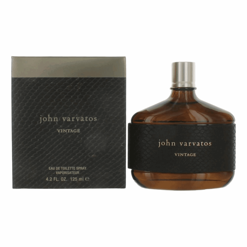 John Varvatos Vintage by John Varvatos, 4.2 oz Eau De Toilette Spray for Men