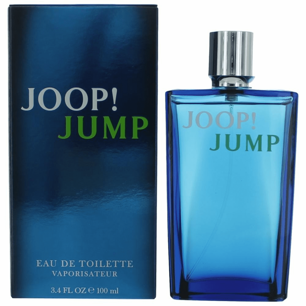 Joop! Jump by Joop, 3.4 oz Eau De Toilette Spray for Men