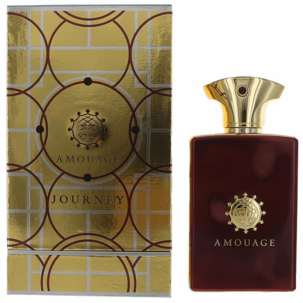Journey by Amouage, 3.4 oz Eau De Parfum Spray for Men
