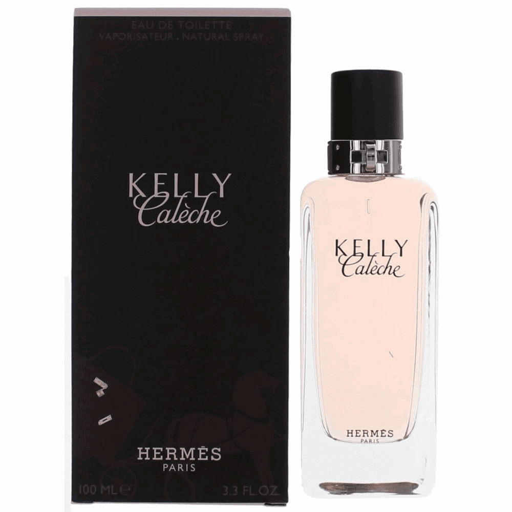 Kelly Caleche by Hermes, 3.3 oz Eau De Toilette Spray for Women