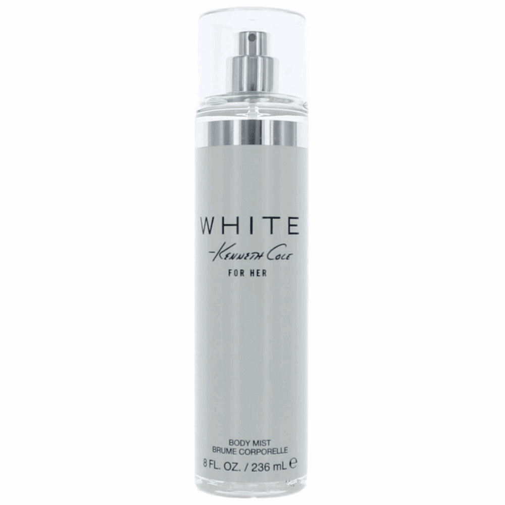 Kenneth Cole White by Kenneth Cole, 8 oz Body Mist for Women