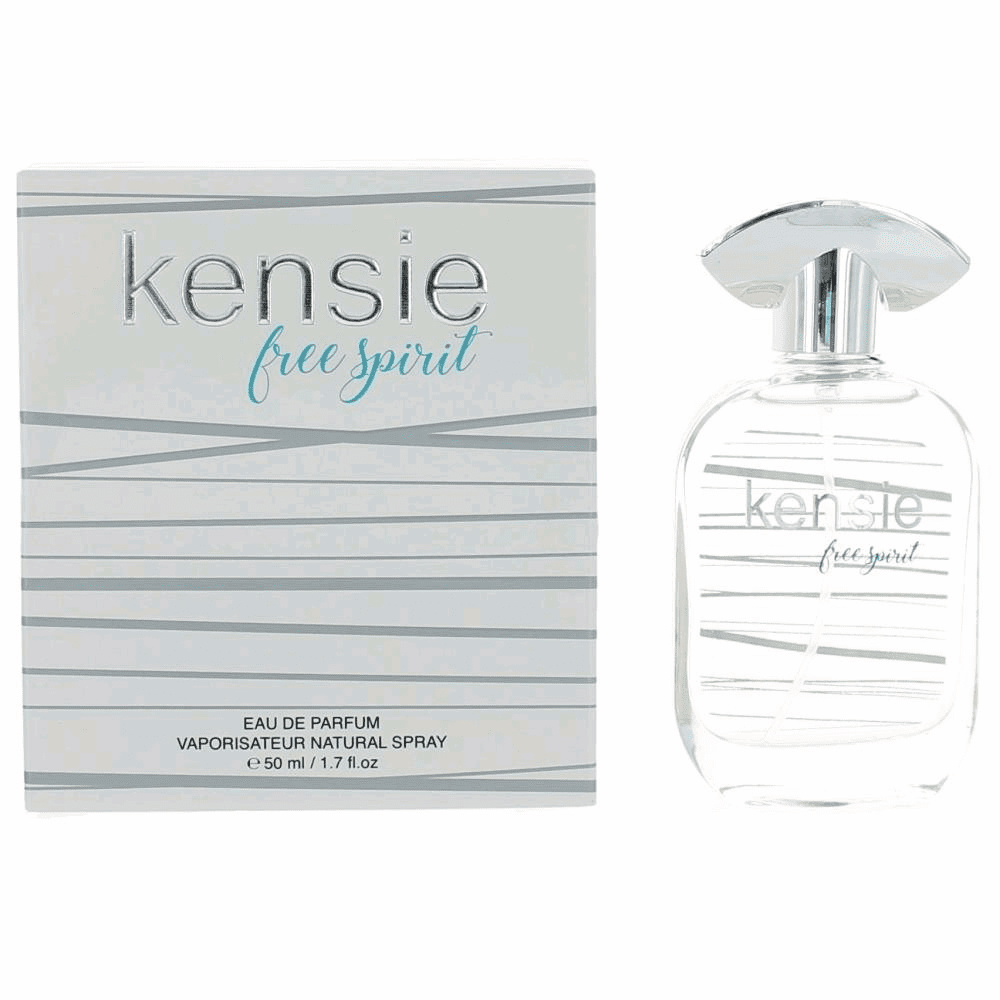 Kensie Free Spirit by Kensie, 1.7 oz Eau De Parfum Spray for Women