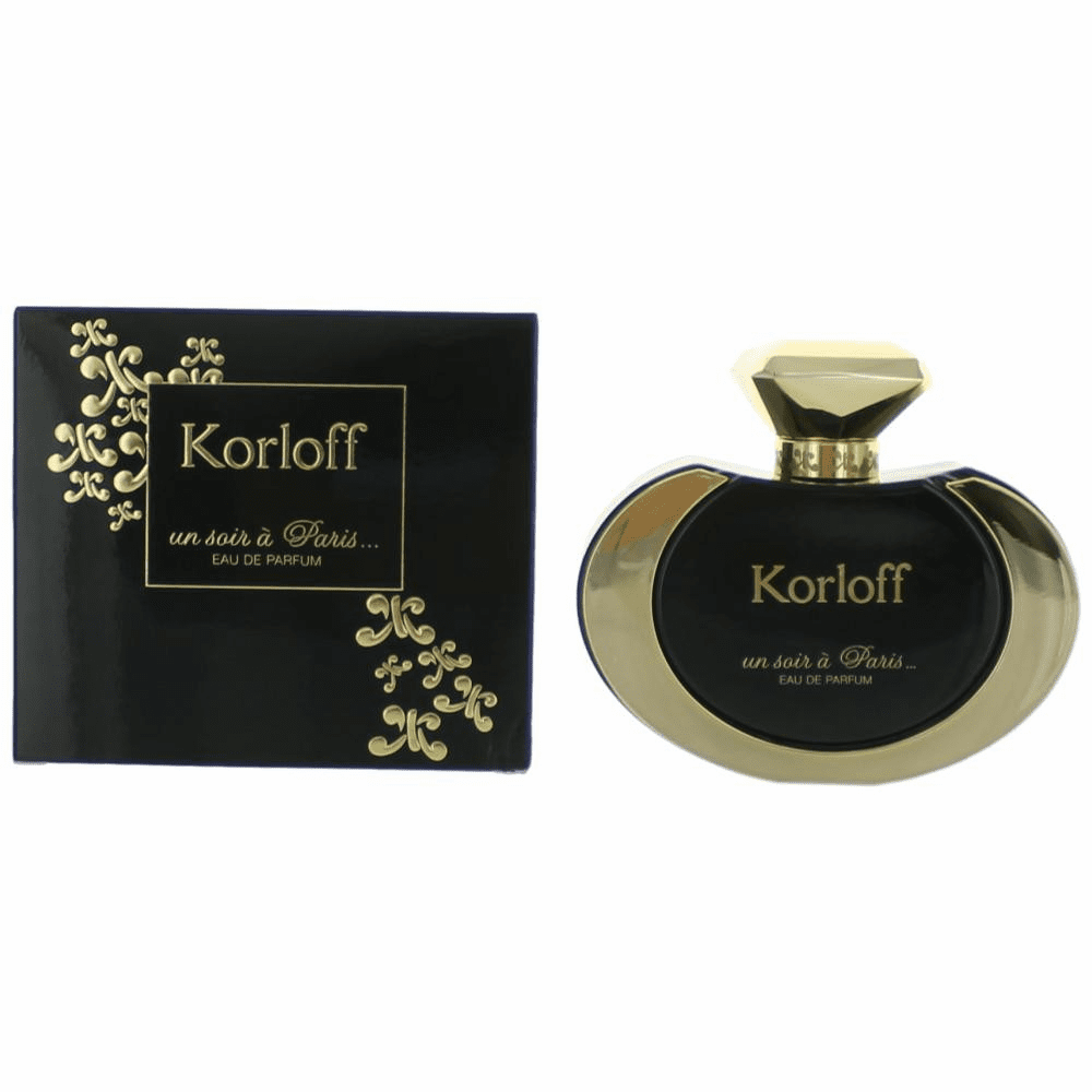 Korloff Un Soir A Paris by Korloff, 3.4 oz Eau De Parfum Spray for Women
