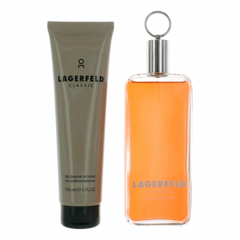 Lagerfeld Classic by Karl Lagerfeld, 2 Piece Gift Set for Men