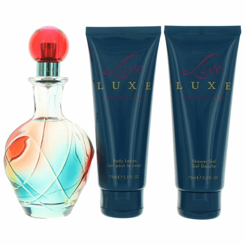 Live Luxe by J. Lo, 3 Piece Gift Set for Women