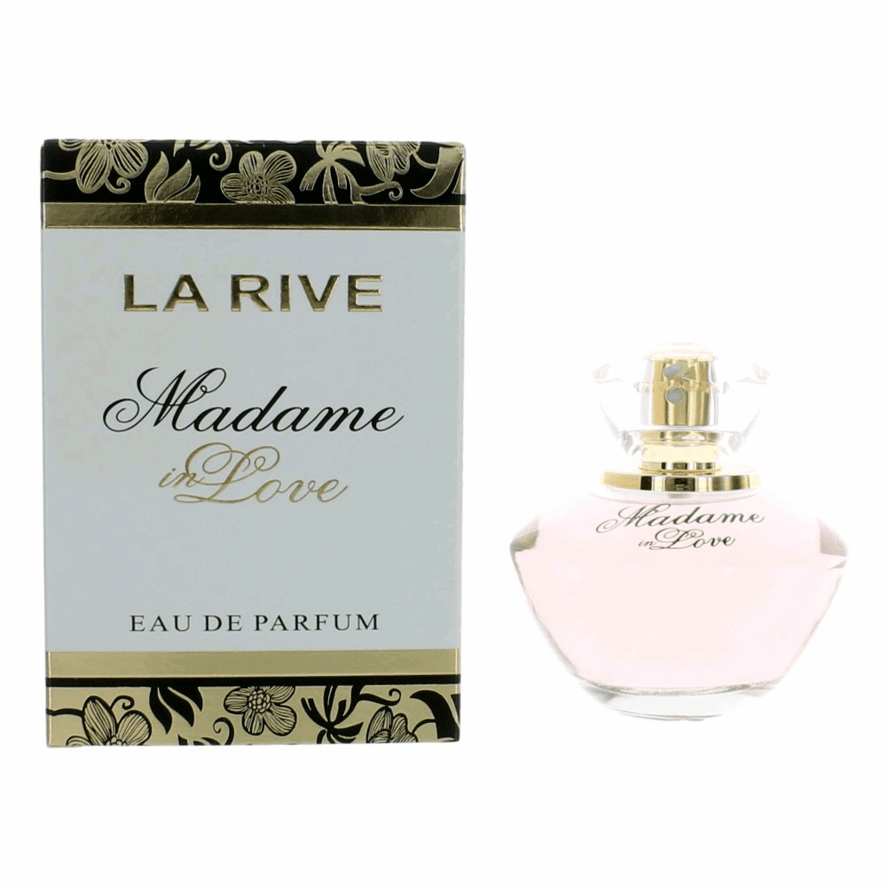 Madame in Love by La Rive, 3 oz Eau De Parfum Spray for Women