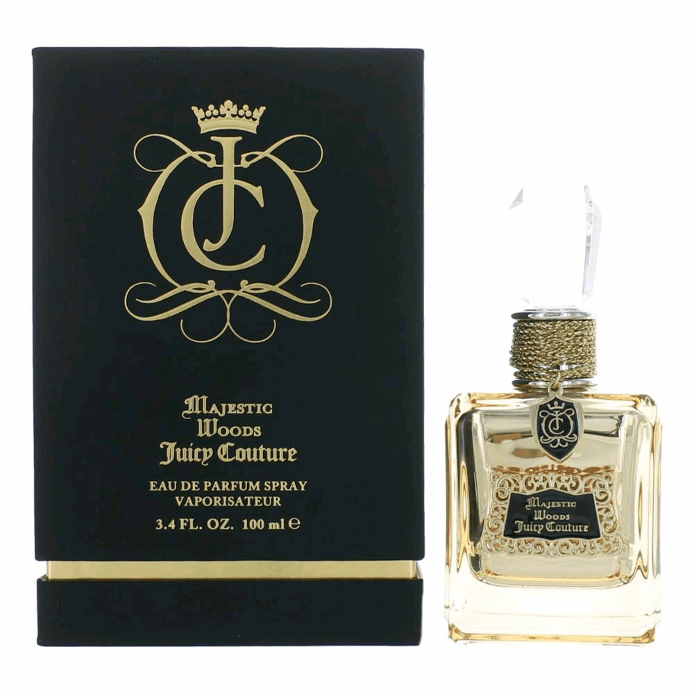 Majestic Woods by Juicy Couture, 3.4 oz Eau De Parfum Spray for Women