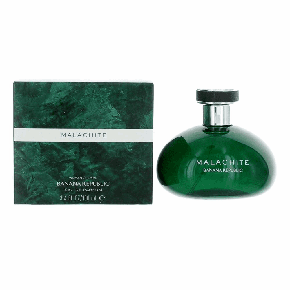 Malachite by Banana Republic, 3.4 oz Eau De Parfum Spray for Women